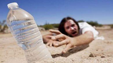 تفادي الجفاف في رمضان