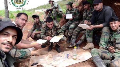 جيش التحرير الفلسطيني في إدلب