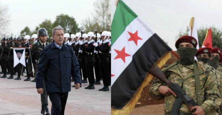 أكار يدعو قوات الأسد للانسحاب