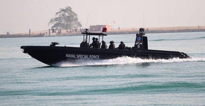 الإمارات تفرج عن زورق عسكري قطري
