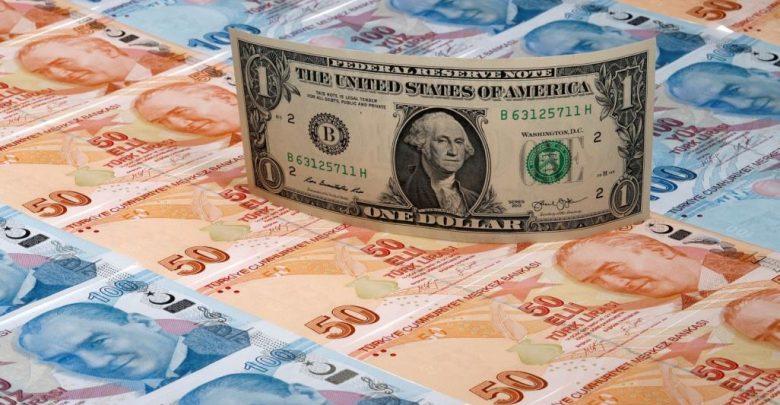الليرة التركي تسجل أدنى سعر