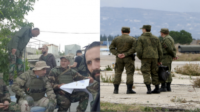 Photo of ضباط روس يساندون الأسد في إدلب.. وآكار ينفي ضمنياً ماتردد عن صفقة مع الروس في إدلب