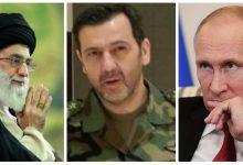 التنافس الروسي الإيراني في سوريا