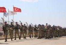 وصول قوات تركية خاصة