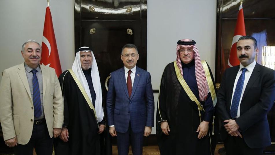 تركيا و العشائر السورية
