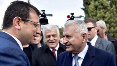 Photo of أكرم إمام أوغلو يفوز برئاسة بلدية إسطنبول وبن علي يهنئه (فيديو)