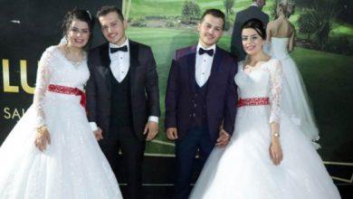Photo of تعاهدا على الزواج في يوم واحد.. شابان توأمان يتزوجان من توأم في قيصري التركية