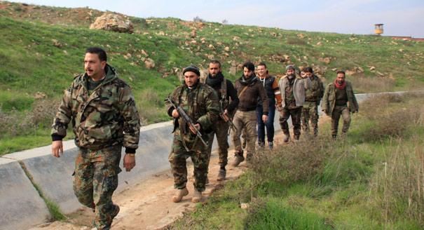 أسرى لجيش النظام في درعا