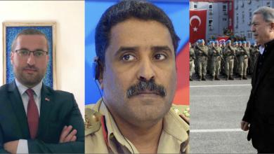 Photo of تركيا ستتدخل عسكرياً في ليبيا لو تطاول حفتر.. كاتب تركي يتحدث عن خيارات أنقرة بعد احتجاز 6 مواطنين أتراك.. وآكار: ستكون التكلفة باهظة