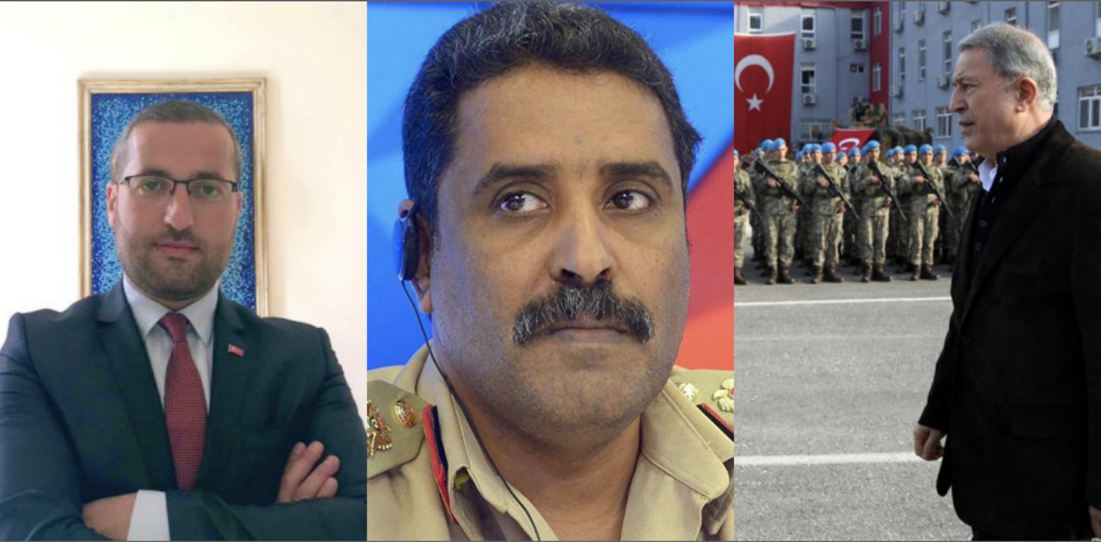 تركيا قد تتدخل عسكرياً في ليبيا