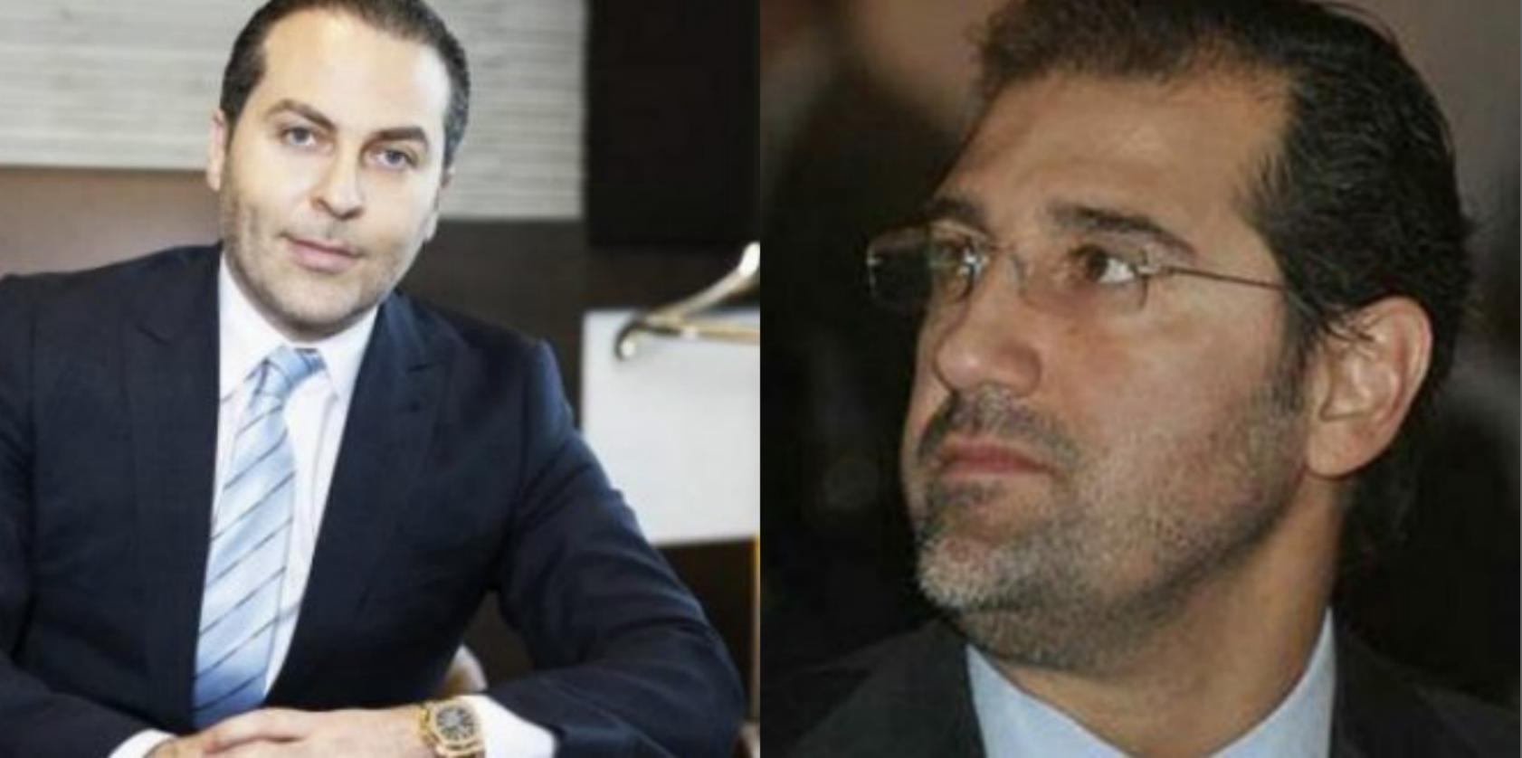 رامي مخلوف و سامر فوز