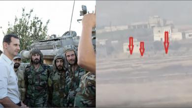 "Photo of بعد أن خسروا 100 عنصر بيومٍ واحد .. ""رجال الأسد"" يفرّون من ريف حماة.. وقيادي معارض:""لم يبقى لهم سوى النووي"" (فيديو)"