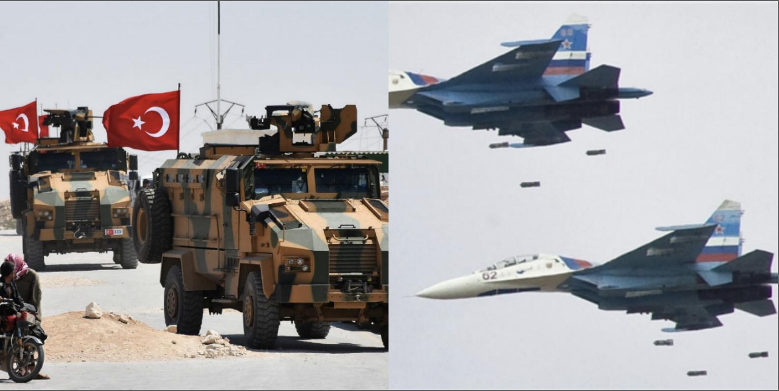 تركيا تزود روسيا بإحداثيات في إدلب