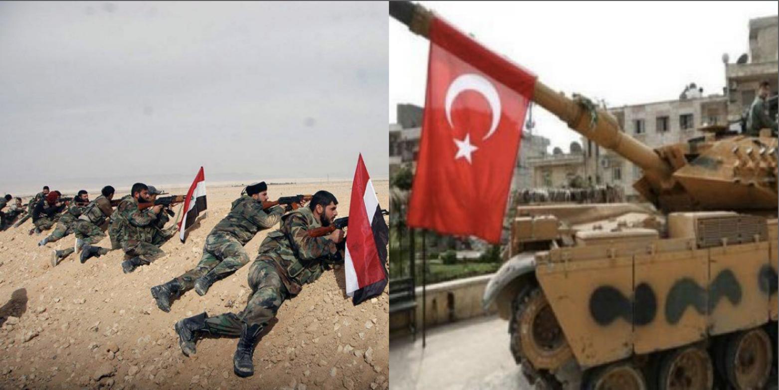 تركيا تقصف نظام الأسد