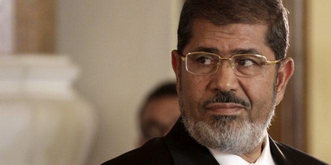 صورة الرئيس المصري الراحل محمد مرسي