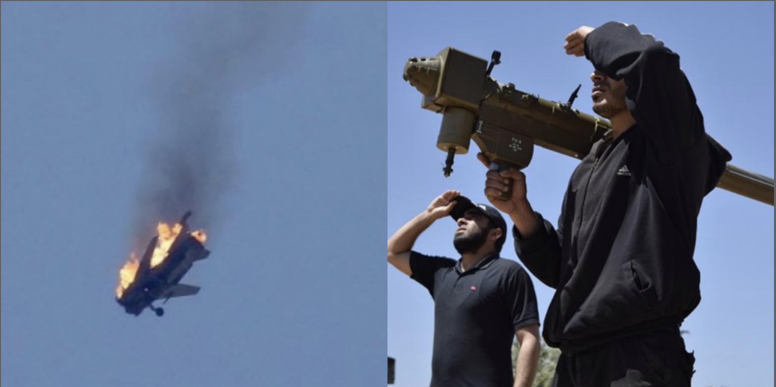 تركيا تزود قوات المعارضة السورية بمضادات طيران