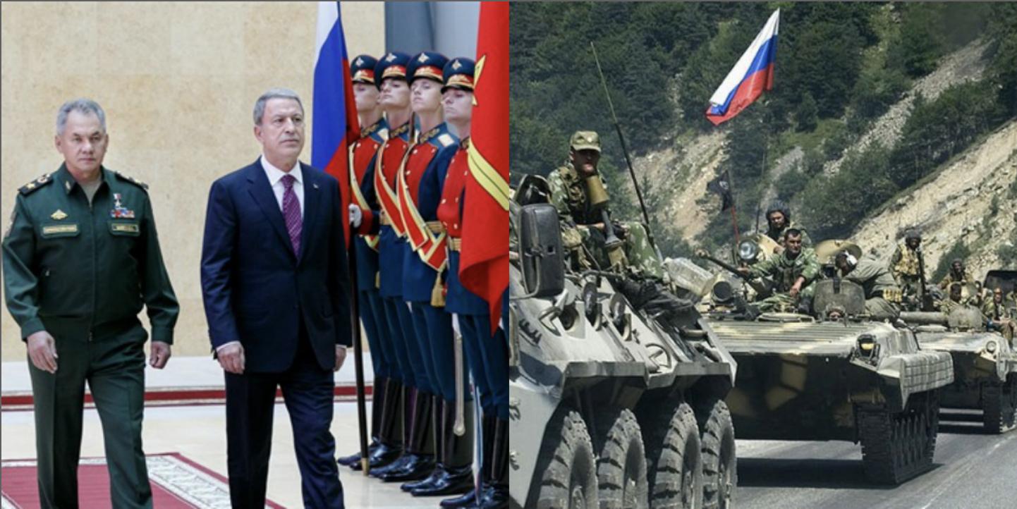 الجيش الروسي يخطط لعملية جديدة على سهل الغاب في سوريا