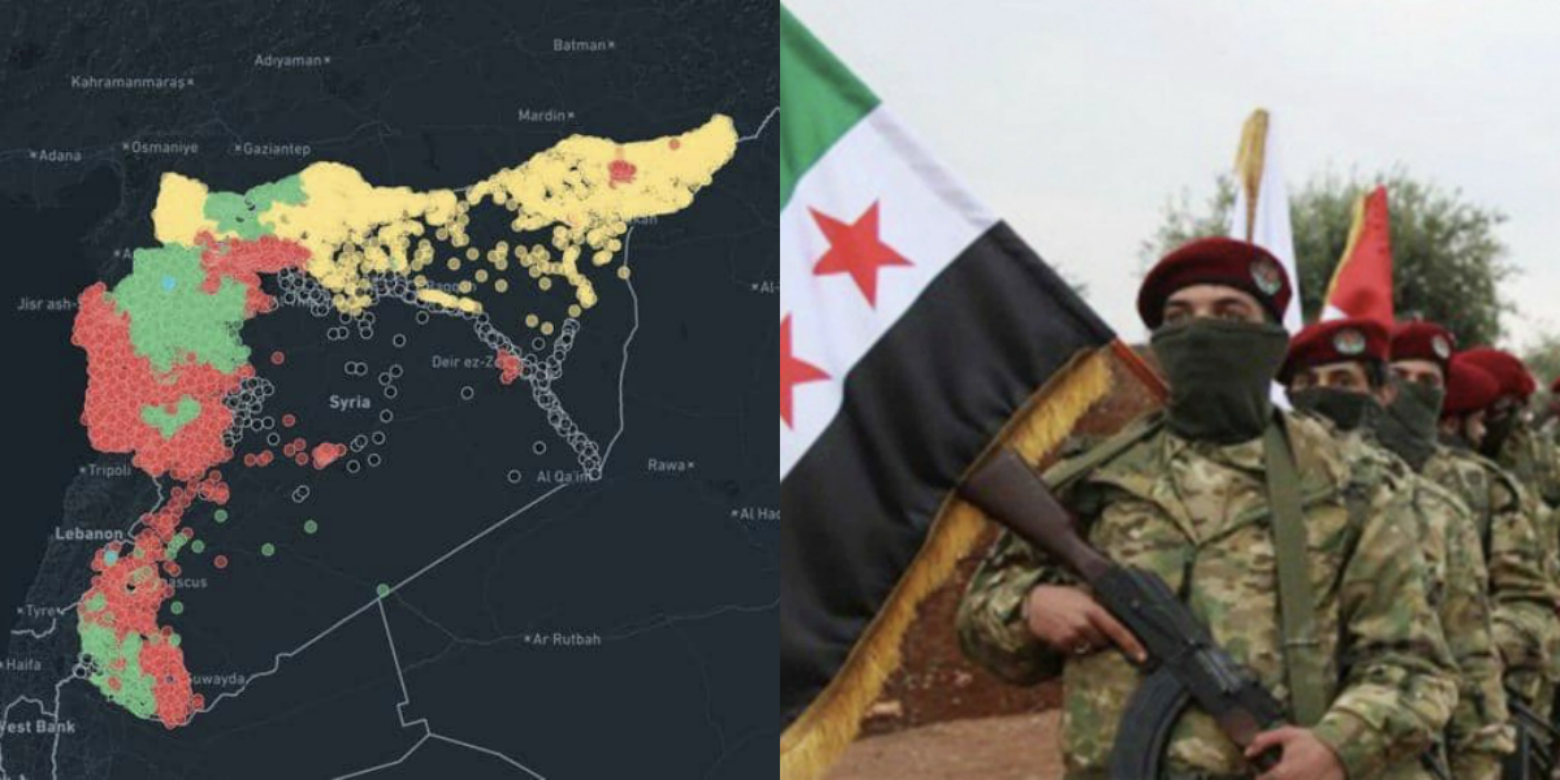 35 ألف مقاتل من الجيش الوطني السوري يستعدون لعملية شرق الفرات