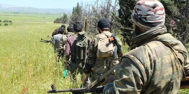 فصائل سورية عاملة في سهل الغاب