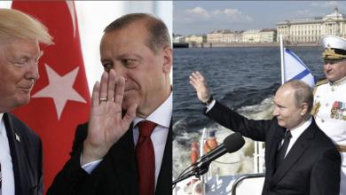 "Photo of الأمريكيون يستفزون تركيا بإجراء مشترك مع الأكراد قرب حدودها.. والروس يقيمون عرضاً عسكرياً في ""طرطوس برغ"" (فيديو)"
