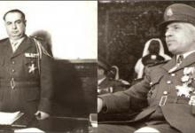 الرئيس السوري حسني الزعيم وأديب الشيشكلي