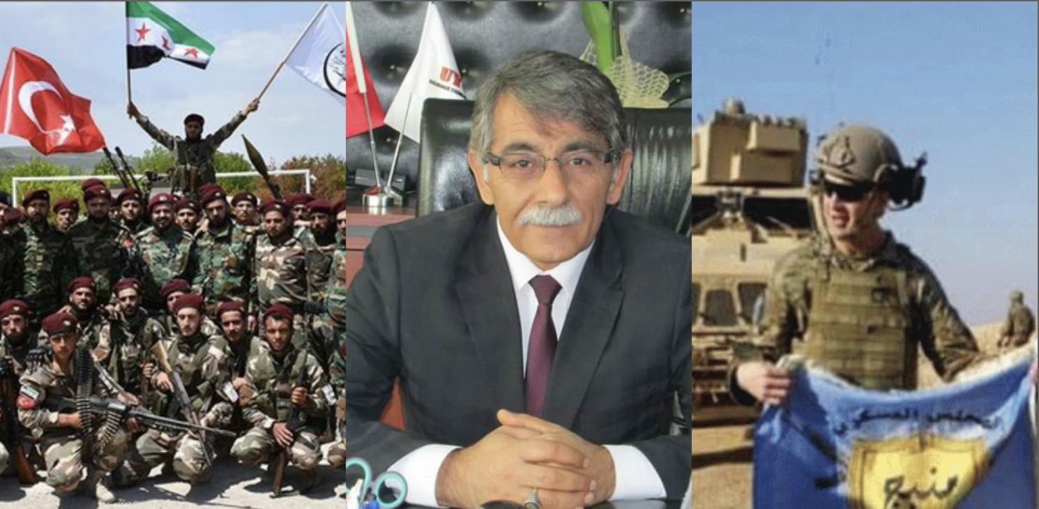 المحلل السياسي التركي محمد جانبكلي يجري حوار مع موقع مدى بوست