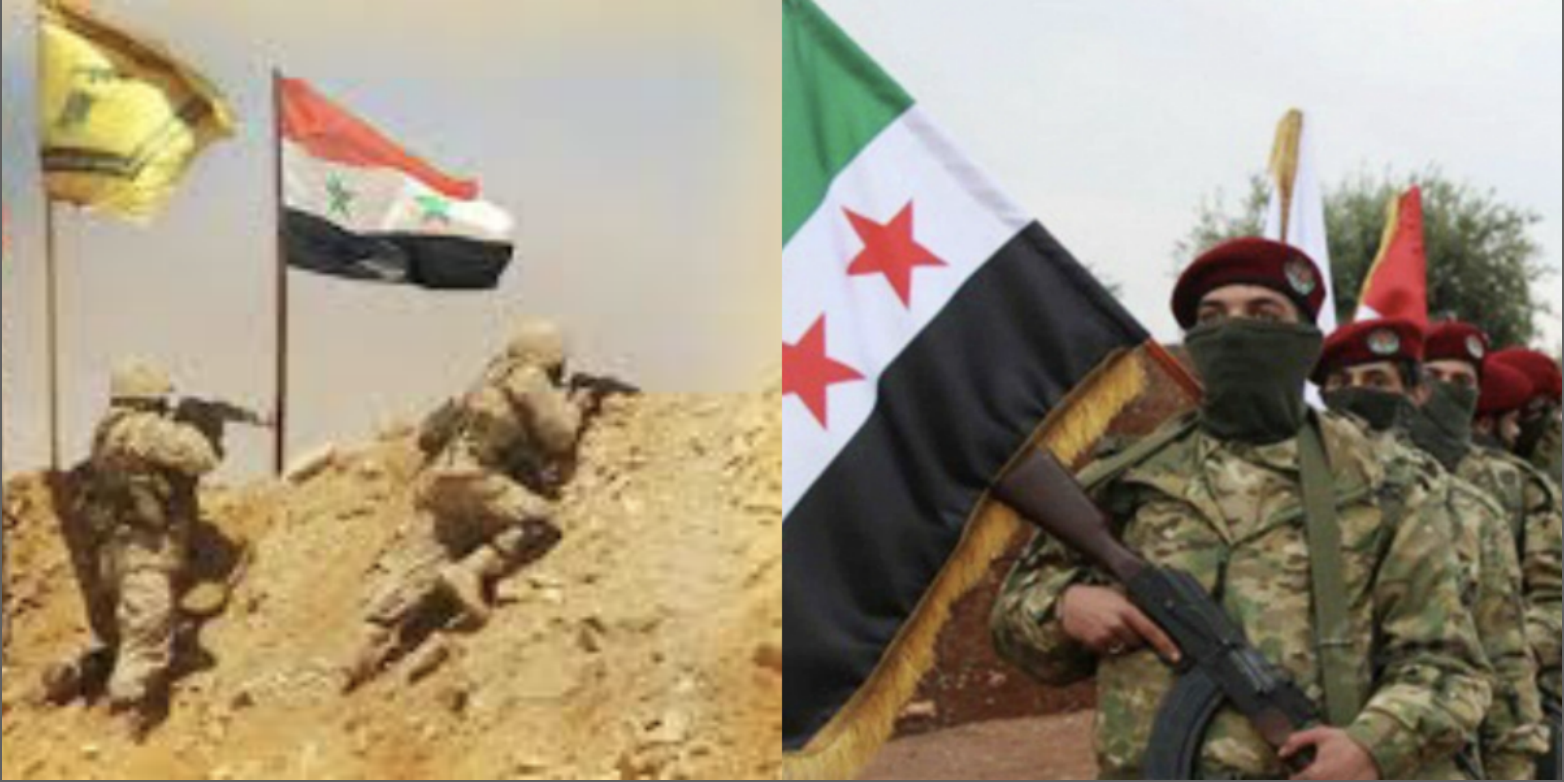 الجيش الوطني السوري في إدلب