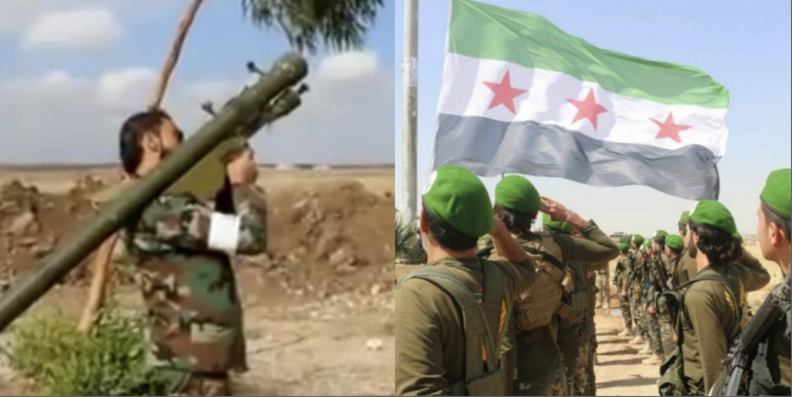 الجيش الوطني السوري يرسل تعزيزات إلى إدلب