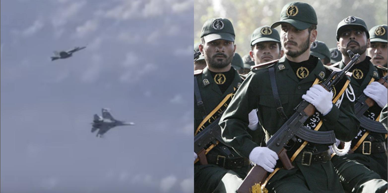 الحرس الثوري الإيراني في إدلب