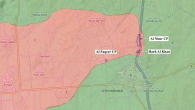 نظام الأسد يقطع الطريق إلى خان شيخون