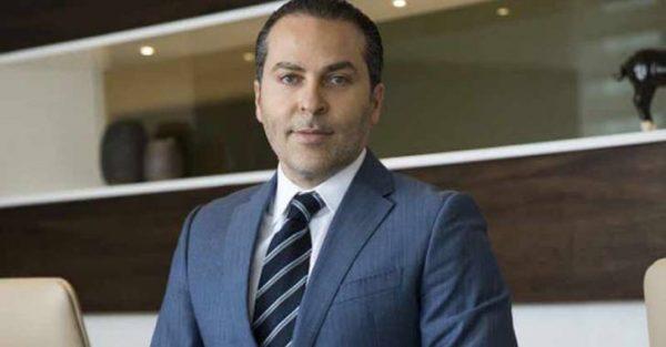 رجل الأعمال المقرب من النظام السوري سامر فوز (إنترنت)