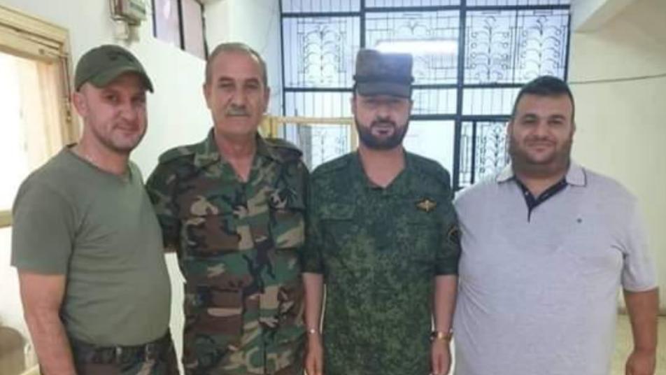 قادة الحملة العسكرية على إدلب