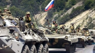 قوات روسية في إدلب