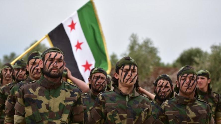 الجيش السوري الحر يشككل بهدنة روسيا