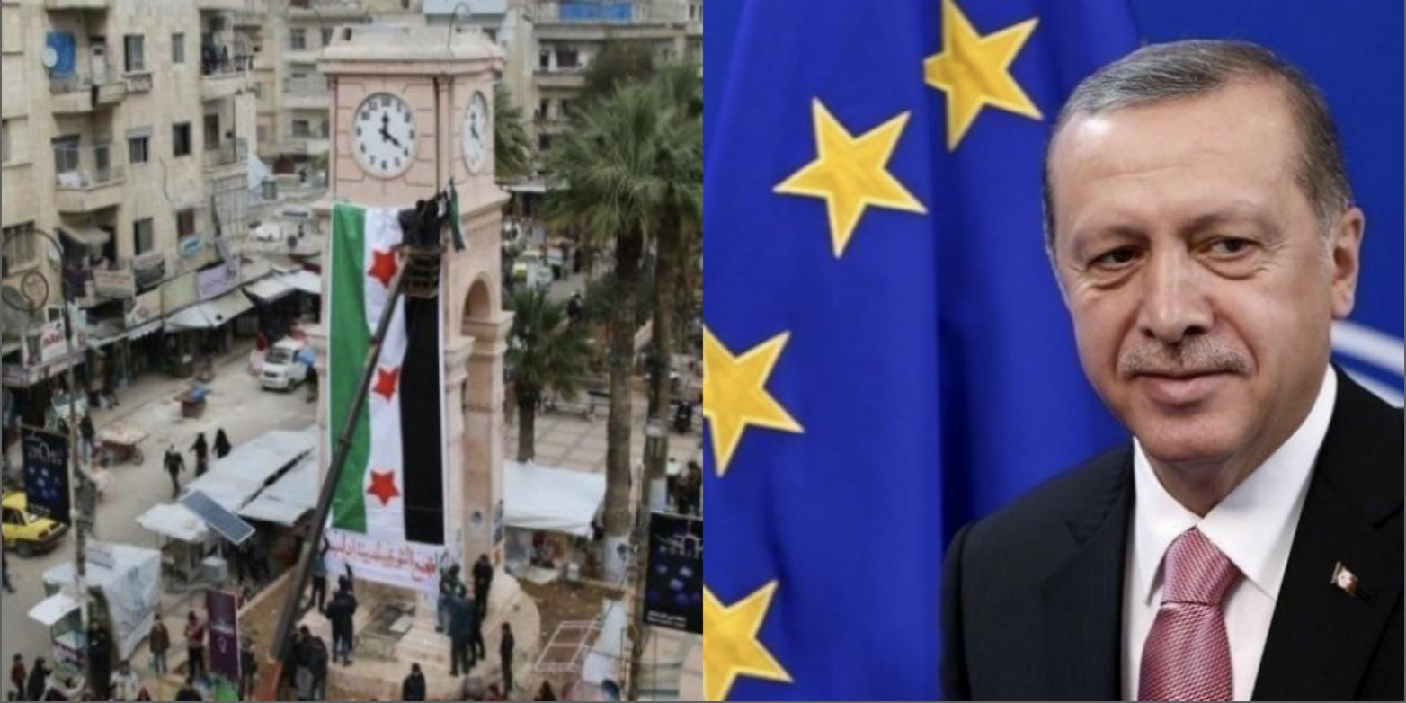مصير إدلب مرتبط بمصير المنطقة الآمنة