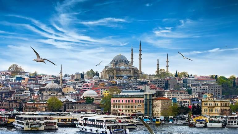 شركة شحن في إسطنبول
