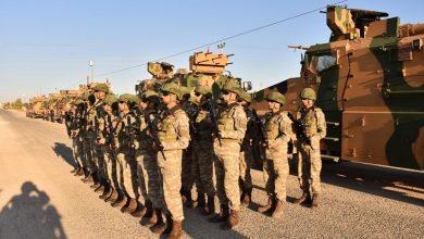 دوريات أمريكية تركية مشتركة