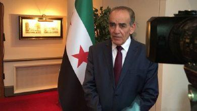 يحيى العريضي المعارضة السورية