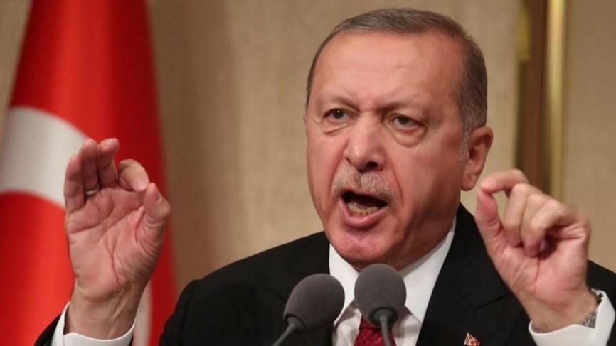أردوغان واللاجئين السوريين
