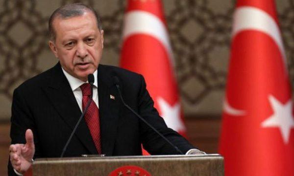 أردوغان يعلق حول اتفاق أنقرة