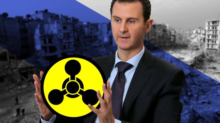 الأسد الكيماوي