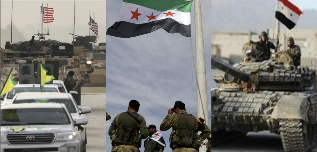 الجيش الوطني السوري منبج