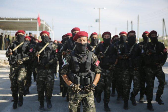 الجيش الوطني السوري في منبج