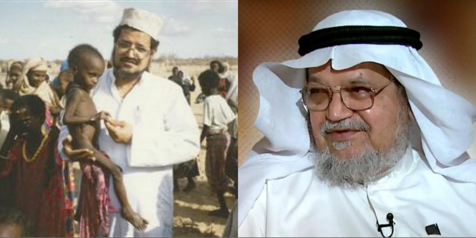 صورة الداعية الكويتي عبد الرحمن السميط