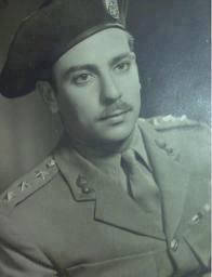 الضابط المصري فاروق الفقي الذي أحب هبة