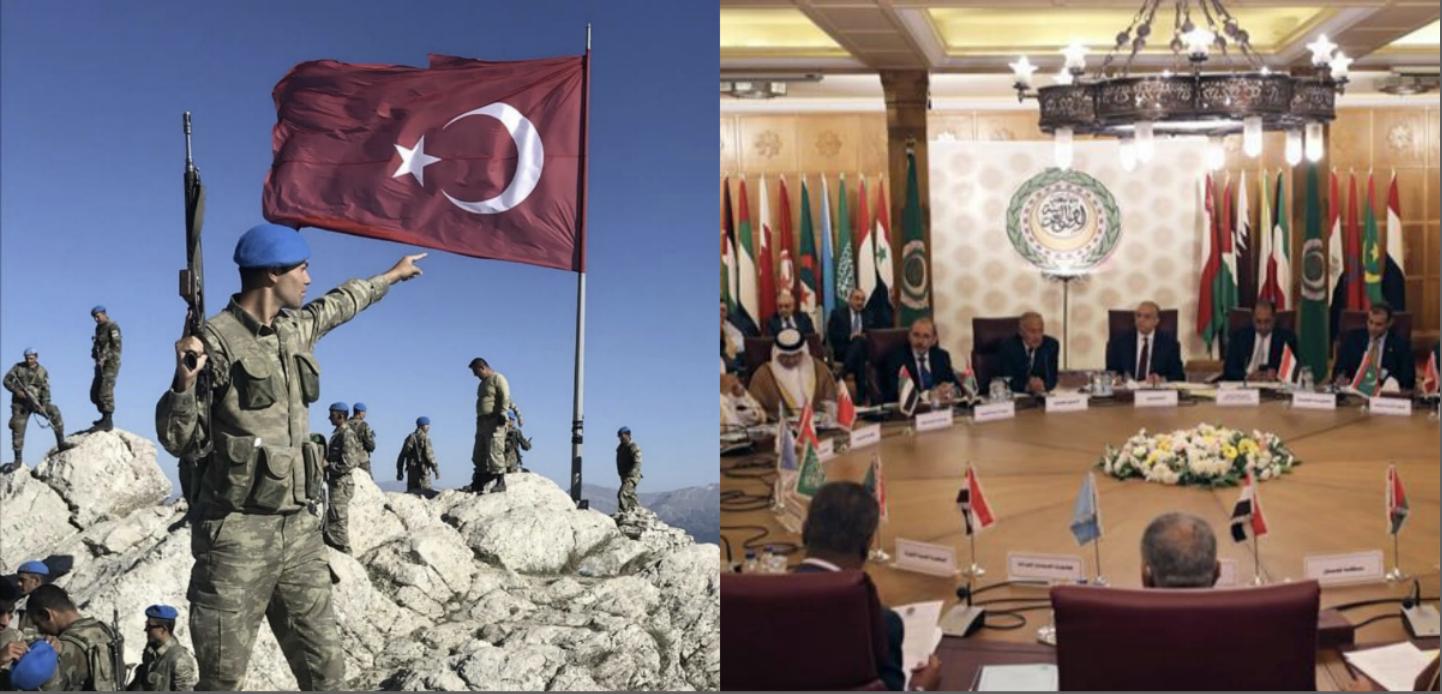 العرب يتأمرون ضد تركيا