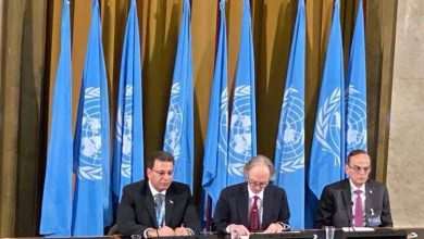 Photo of اللجنة الدستورية تفتتح أعمالها في جنيف.. والولايات المتحدة تعتبرها باباً للانتقال إلى حل سياسي
