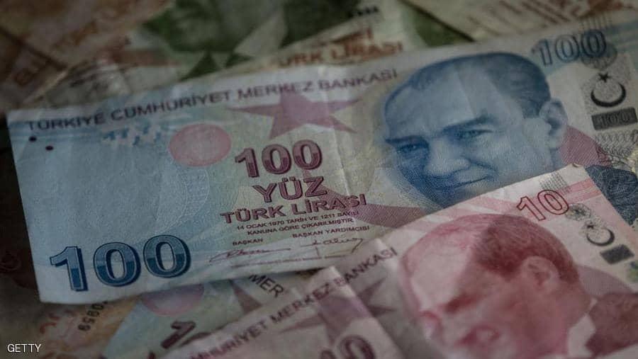الليرة التركية والسورية