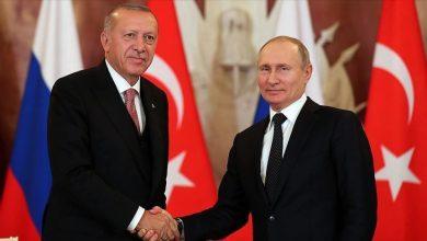 Photo of اللقاء الثامن بينهما هذا العام.. محادثات بوتين وأردوغان مستمرة منذ أكثر من 5 ساعاتوهذا سبب أهميتها