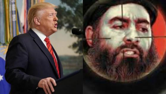 ترمب يعلن مقتل البغدادي